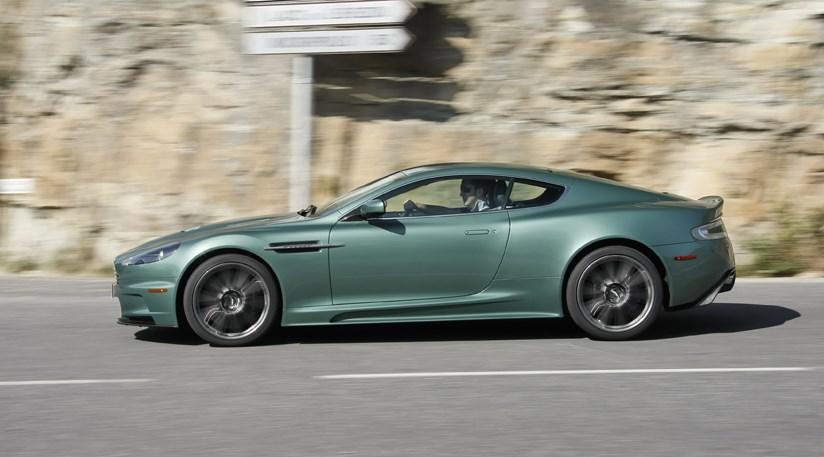 Aston Martin Dbs Touchtronic 2008 Review Car Magazine