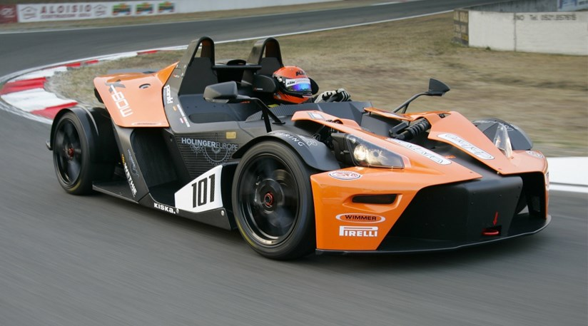 Ktm X Bow Race Car Unveiled By Car Magazine