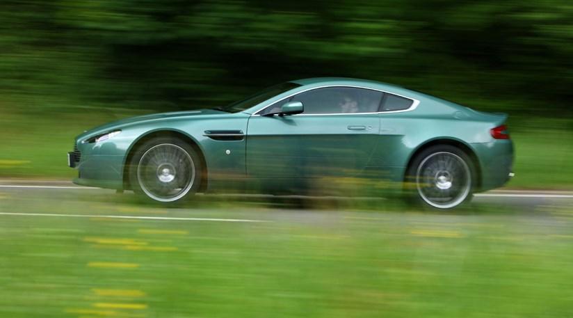Why Aston Martins Use Volvo Keys Car Magazine
