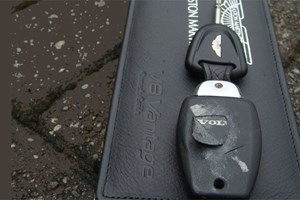 Welcome to your £80k Aston Martin, I mean, Volvo key...