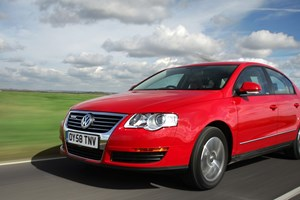 VW Passat Bluemotion 2 (2008) unveiled