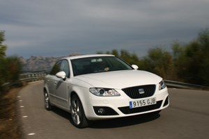 Seat Exeo (2009) CAR review