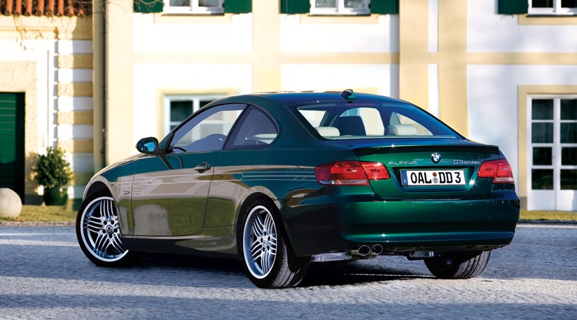 BMW Alpina D BiTurbo Coupe Review CAR Magazine - Bmw alpina d3 for sale