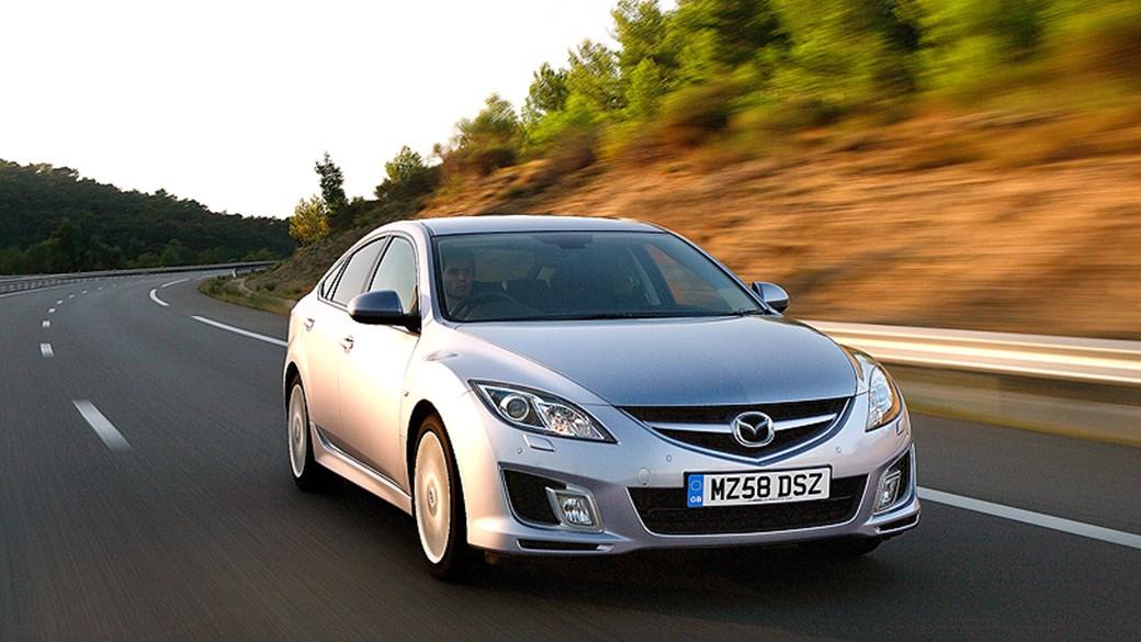 mazda 6 2 2d sport 2008 review car magazine rh carmagazine co uk Mazda Wagon Mazda 6 2018 Manual