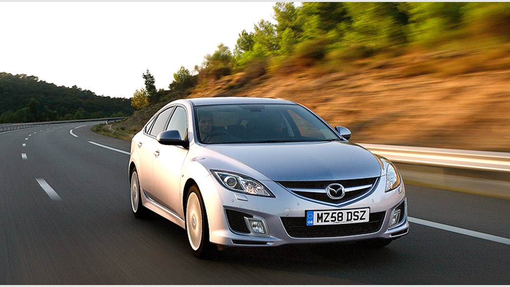 Mazda 6 22d Sport 2008 Review Car Magazine