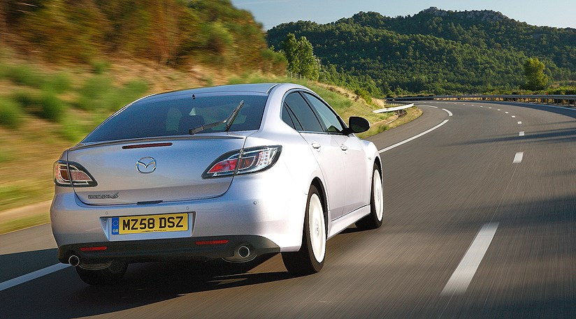 Mazda 6 22D Sport 2008 review by CAR Magazine