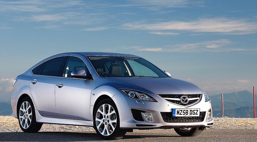 ... Review Mazda 6 2.2D Sport ...