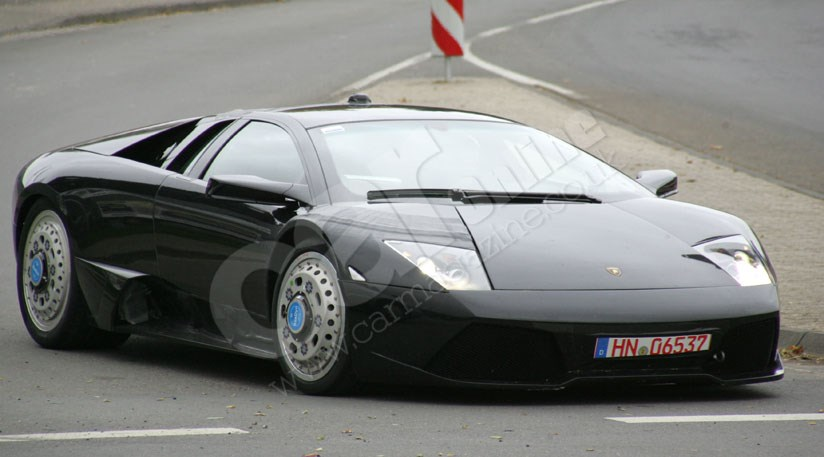 audi is helping to develop the new lambo supercar - Sports Cars Lamborghini 2010