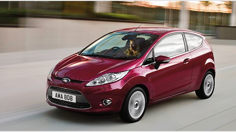 ford fiesta 1 4 tdci 2009 review by car magazine. Black Bedroom Furniture Sets. Home Design Ideas