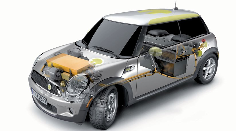 mini e 2008 electric car review the battery powered. Black Bedroom Furniture Sets. Home Design Ideas
