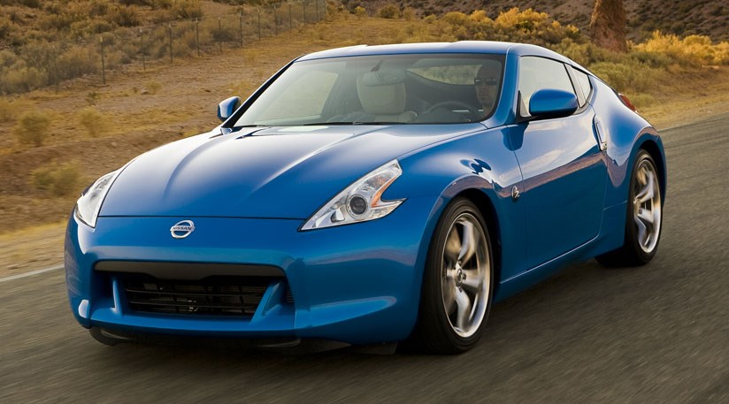 nissan 370z unveiled at la auto show by car magazine. Black Bedroom Furniture Sets. Home Design Ideas