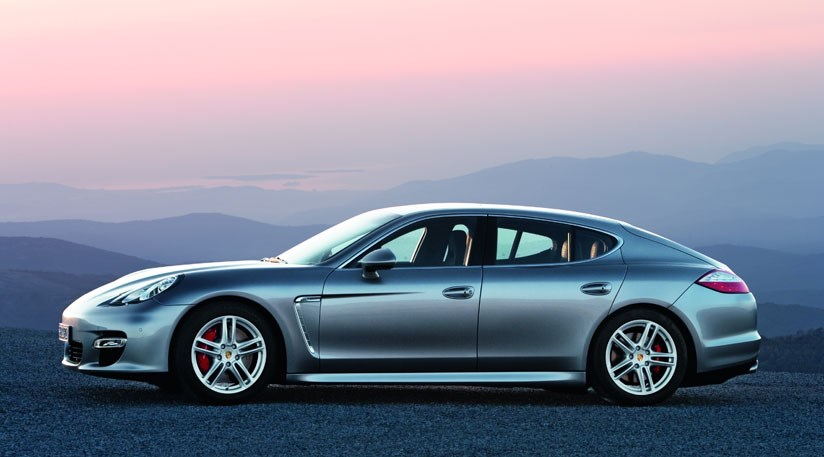 Porsche Panamera (2009): first official photos | CAR Magazine