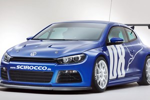 VW Scirocco R20T will take inspiration from this Scirocco GT24 racer at the Nurburgring 24hr race
