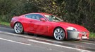 This Jag XKR gets a supercharged 5.0-litre V8, cranking out 500bhp. Not very zeitgeisty