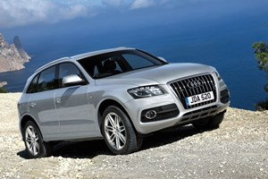 Audi Q5 mini SUV goes on sale in early 2009