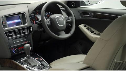 Audi Q5 Lease >> Audi Q5 2.0 TFSI quattro SE S tronic (2008) review | CAR ...