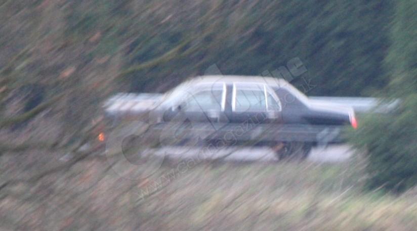 2009 - [Bentley] Mulsanne BentleyArnageSpyPhoto1
