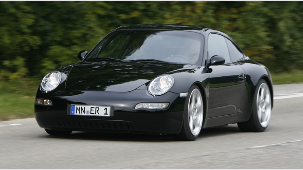 E Ruf 2008 Car Review The Electric 911