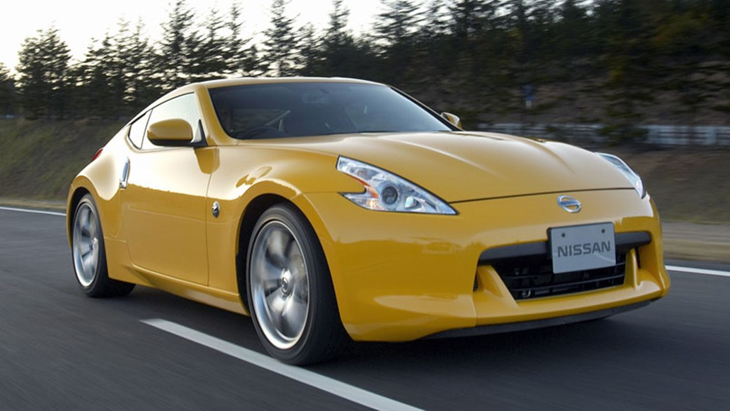 Attractive Nissan 370Z (2009) CAR Review