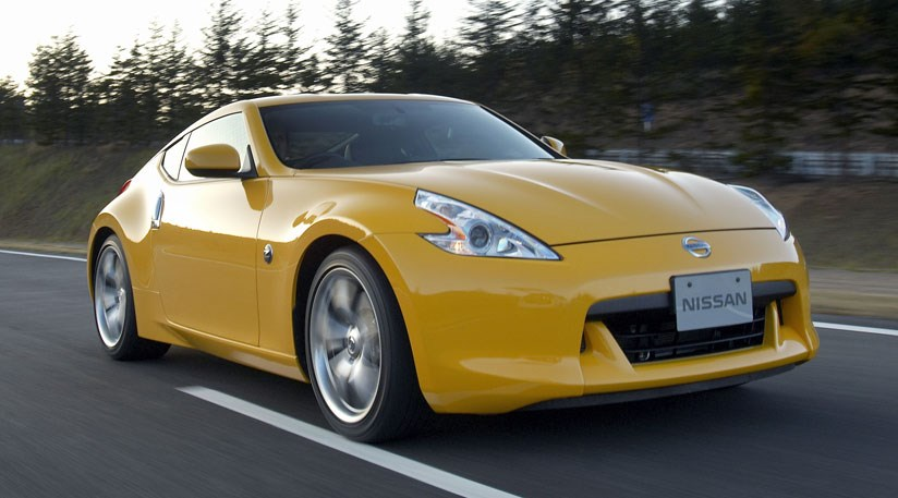 nissan 370z 2009 car review by car magazine. Black Bedroom Furniture Sets. Home Design Ideas