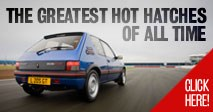 The greatest hot hatch
