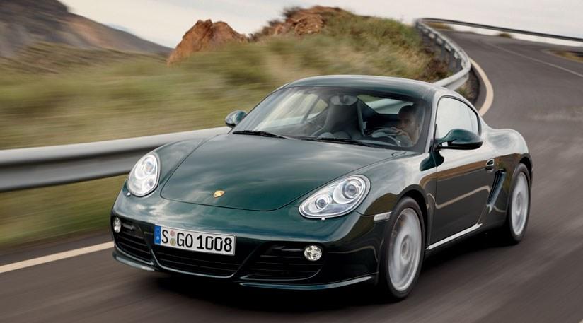 Porsche Cayman S 2009 Review By Car Magazine