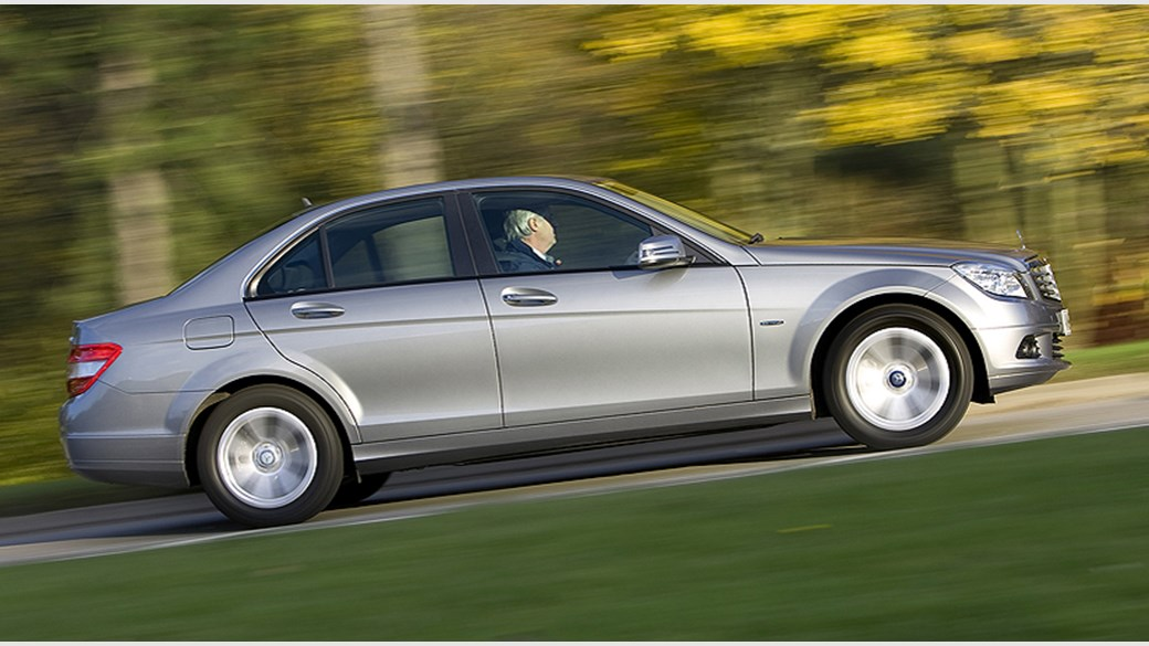Mercedes C180K BlueEfficiency (2008) review | CAR Magazine