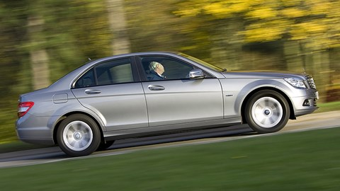 Mercedes C180K BlueEfficiency (2008) review | CAR Magazine