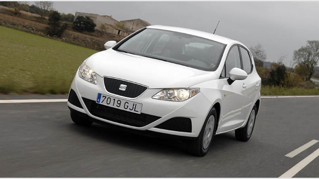 Seat Ibiza Ecomotive (2009) CAR review