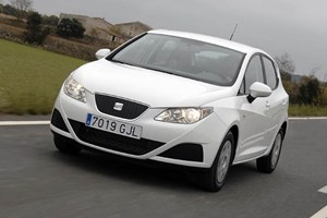 Seat Ibiza Ecomotive (2009) CAR review