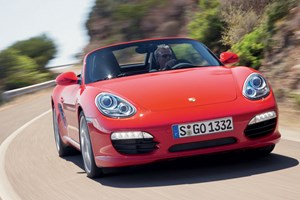 Porsche Boxster S (2009) CAR review