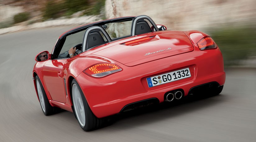 Porsche Boxster S 2009 Review Car Magazine