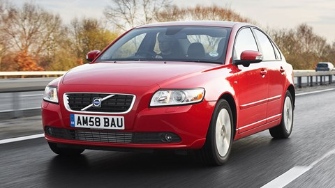 Volvo S40 1 6 DRIVe (2009) review | CAR Magazine