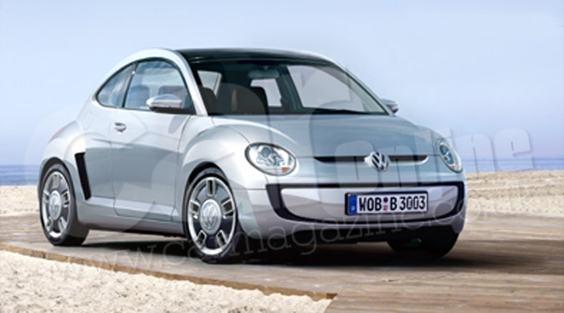 new beetle 2012 spy shots. Spy shots