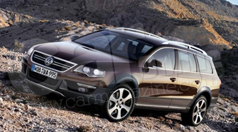 VW scoop special: new Passat (2012)