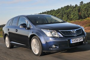 Toyota Avensis Estate CAR review