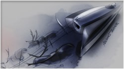 Rolls-Royce Santas sleigh