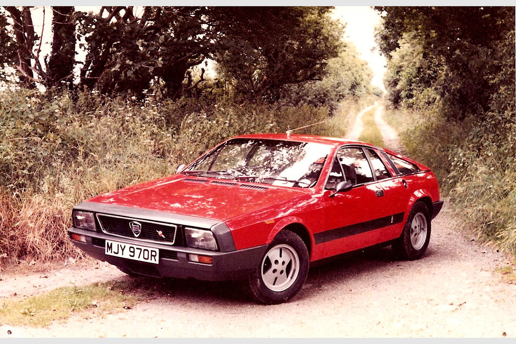 Lancia Beta Monte Carlo Reader Review