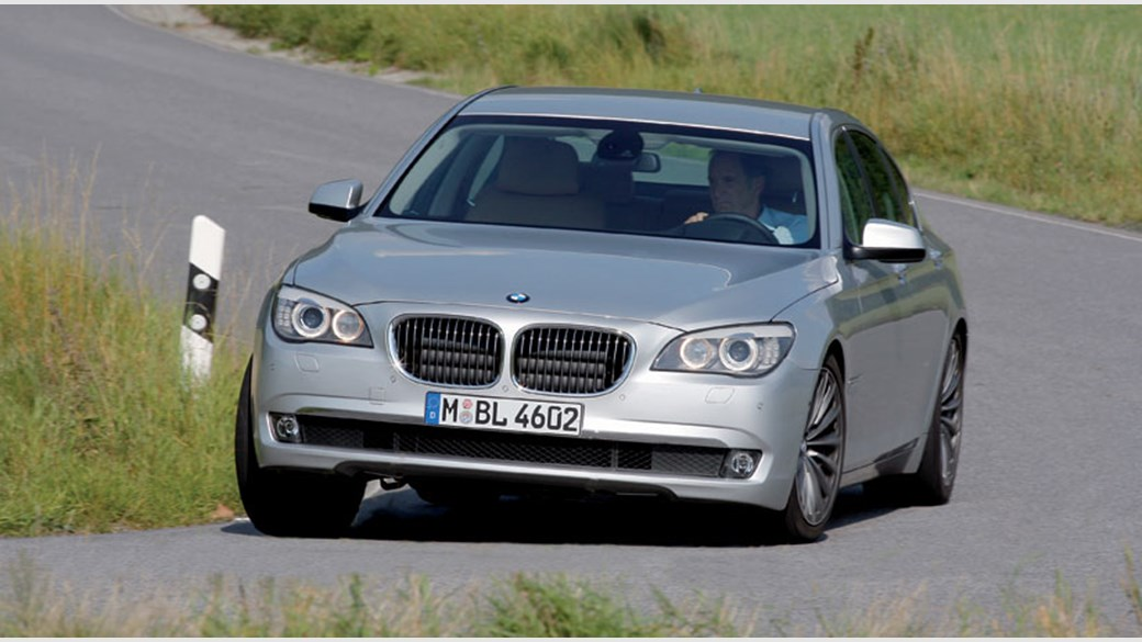 BMW 730d SE (2009) review | CAR Magazine