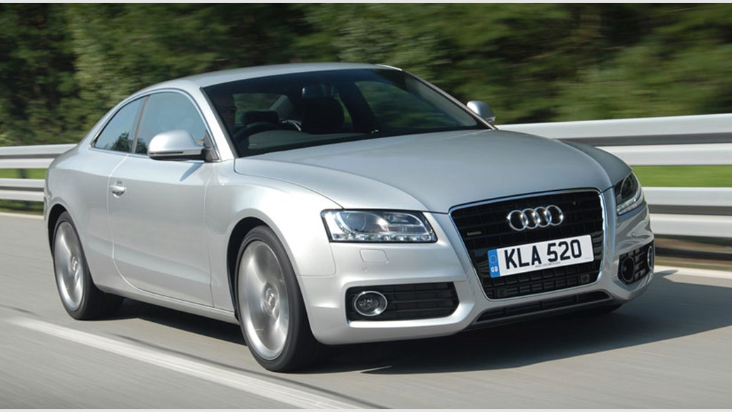 Audi A TFSI Quattro Review CAR Magazine - Audi a5 review