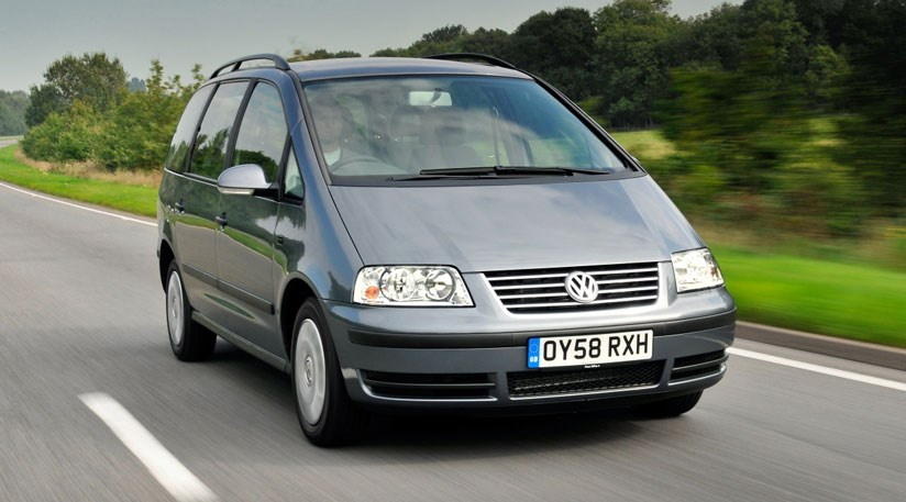 Vw Sharan Bluemotion 2009 Seat Alhambra Ecomotive