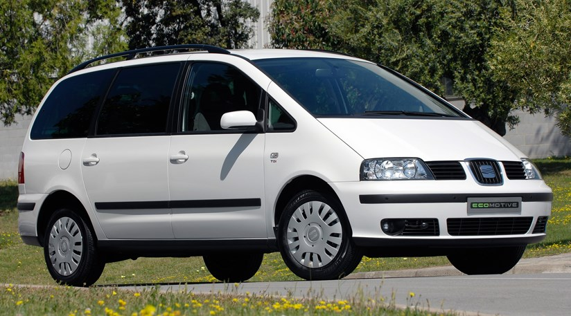 Vw Lease Deals >> VW Sharan Bluemotion (2009) / Seat Alhambra Ecomotive (2009) review | CAR Magazine