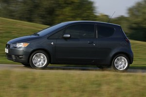Mitsubishi Colt (2009) CAR review