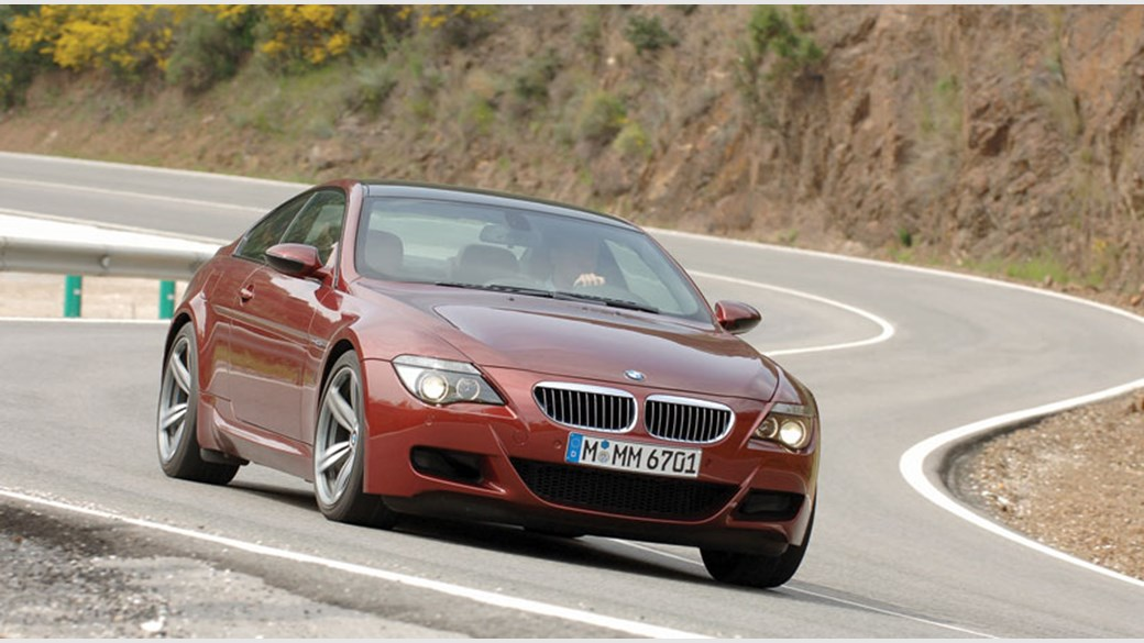 BMW M6 2008 review by CAR Magazine