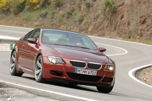 BMW M6 (2008) CAR review