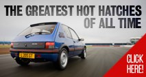 Hot hatch winner