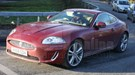 Jaguar XK facelift (2009) undisguised