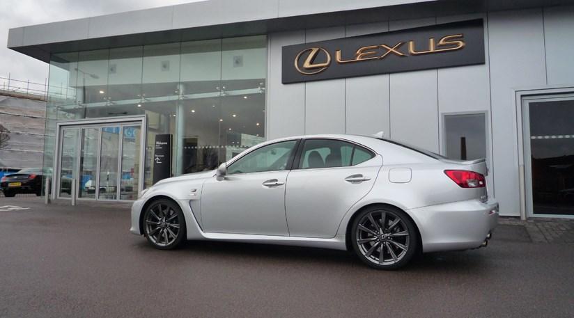 Lexus service