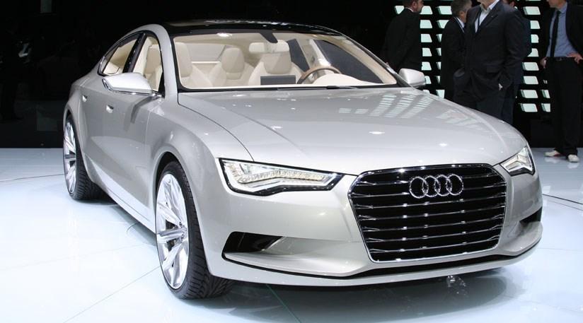 Audi Sportback Unveiled At Detroit Auto Show CAR Magazine - Audi detroit