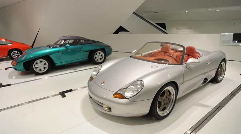 CAR photo gallery: inside the new Porsche Museum | CAR Magazine